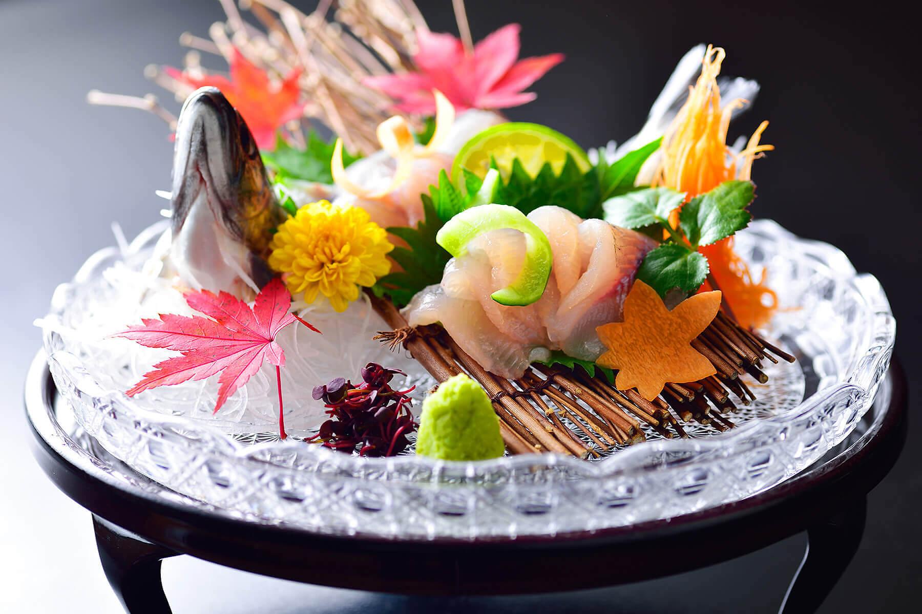 料理-夏(お造り)
