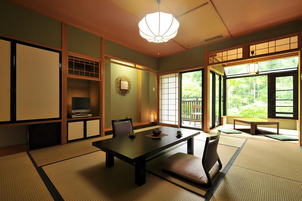 【風・雪】 通常客室メイン画像