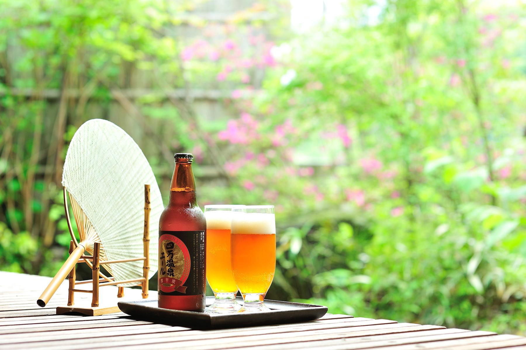 部屋イメージ(夏)ビール